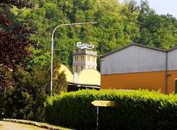 Induno Olona - Le misure di scurezza anti Covid alla Carlsberg