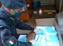 La Guardia di Finanza sequestra 72 mila mascherine non conformi