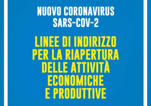 Riaperture del 18 maggio, le indicazioni di Regione Lombardia