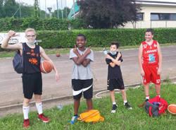 Legnano - riparte il mini basket