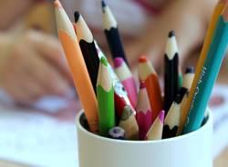 matite colorate bambini