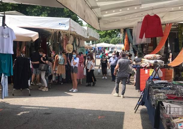 Mercato di Legnano (23 maggio)