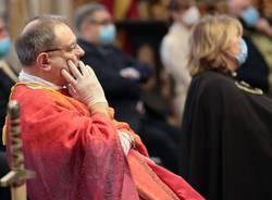 Messa in basilica dedicata al Palio di Legnano
