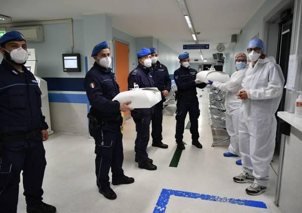 polizia penitenziaria giornata dell'infermiere