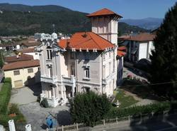 Porto Ceresio - La scuola materna Maffei dopo la ristrutturazione