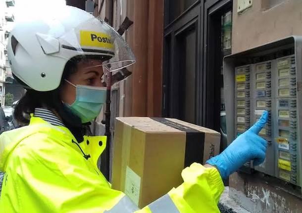 poste italiane consegna pacchi