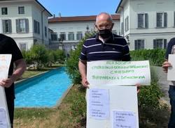 protesta opposizione minoranze castellanza