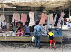 Ripartenza mercato Laveno Mombello