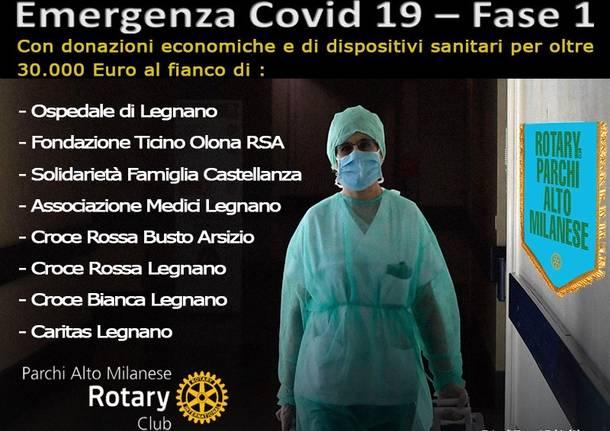 Rotary Parchi Alto Milanese
