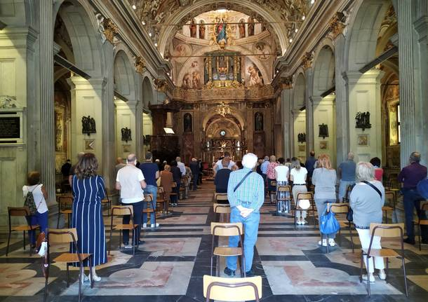 Saronno: dopo oltre due mesi tornano le messe domenicali