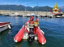 Soccorso per windsurf in difficoltà