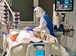terapia intensiva ospedale di Busto - foto di Asst Valle Olona