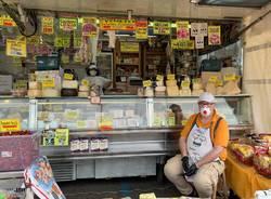 Vaerese, il primo mercato del sabato dopo l'emergenza covid