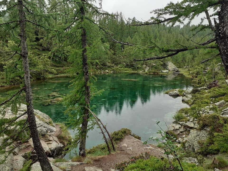 Alpe Devero, il Lago delle Streghe