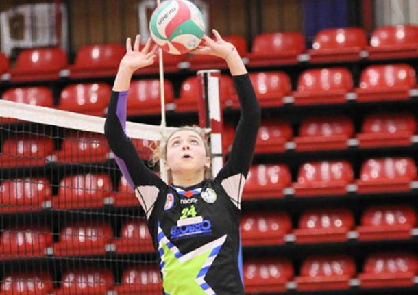 anna lualdi pallavolo futura volley giovani