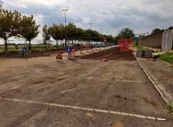 Area di parcheggio del centro sportivo Scirea, via ai lavori