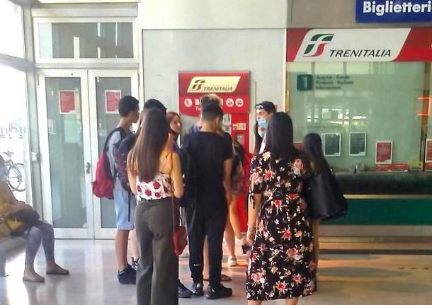 biglietteria Trenitalia Gallarate