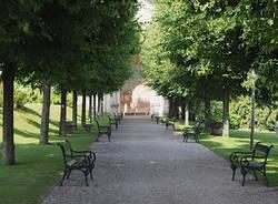 La tarda primavera a Villa Della Porta Bozzolo