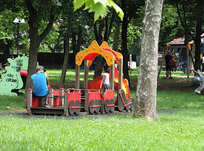 Il Parco della Magana a Cassano Magnago