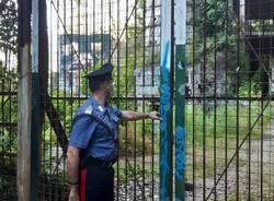Blitz dei carabinieri alle fornaci