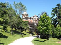 Le fontane di Villa Toeplitz