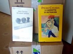 Donazione di libri in Moldova