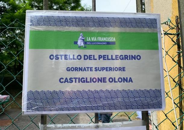 Castiglione Olona - Inaugurato l'ostello della Via Francisca a Gornate Superiore