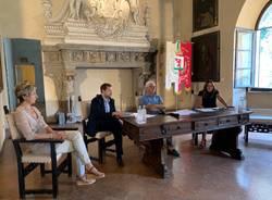 Castiglione Olona - Incontro con Emanuele Monti e Isabella Tovaglieri