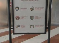 Centro Commerciale Campo dei Fiori - post Covid-19