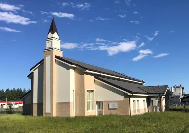 chiesa mormoni busto arsizio