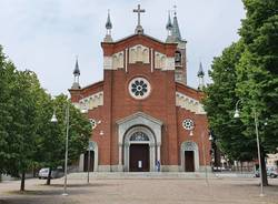 chiesa san bernardo rescaldina