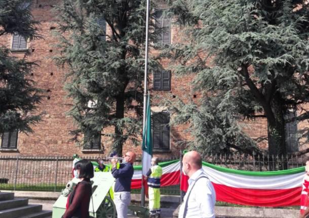 Cislago celebra la Festa della Repubblica