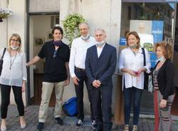 Conferenza stampa Augusto Airoldi Sindaco