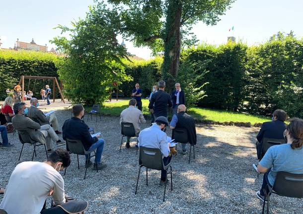 Conferenza stampa estate varesina 2020