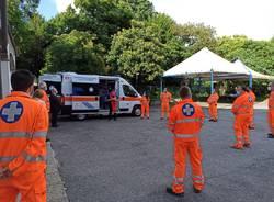 Croce Bianca Legnano, ambulanza 207