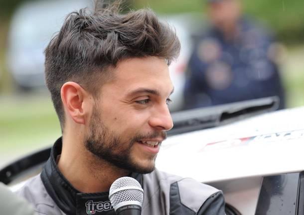Damiano De Tommaso rally