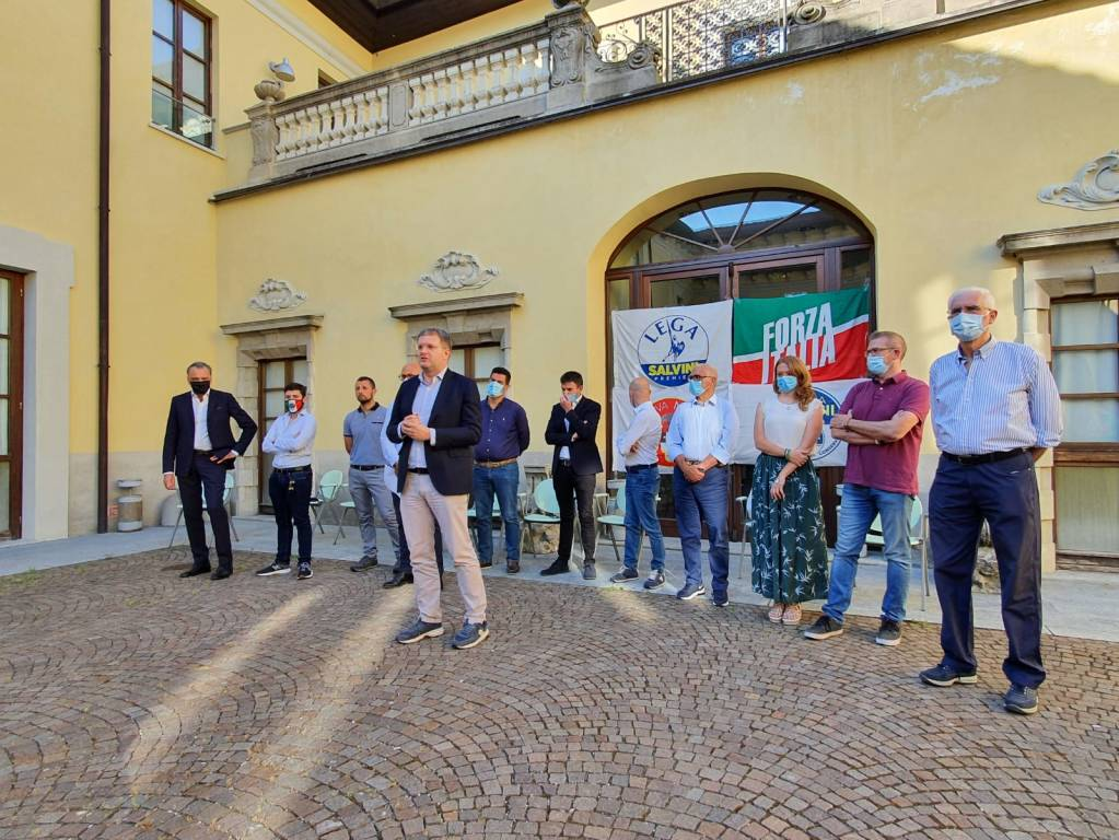 Elezioni 2020 a Parabiago- Cucchi