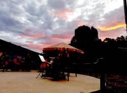 Fagnano Olona - Concerto all'alba alla contrada Calimali