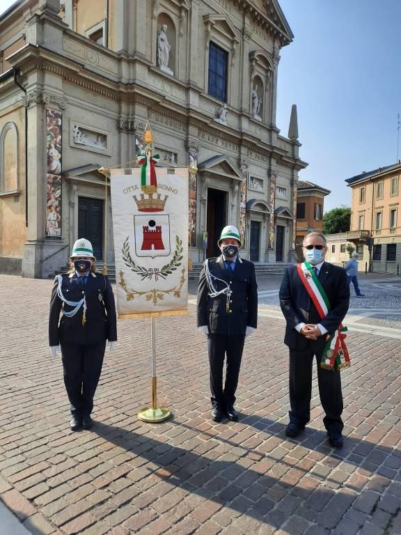 Festa della Repubblica, la celebrazione a Saronno