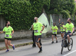 fulgor run staffetto 2020 cairate