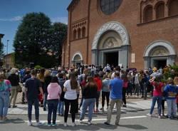 Funerale Niccolò Sartoni - giugno 2020