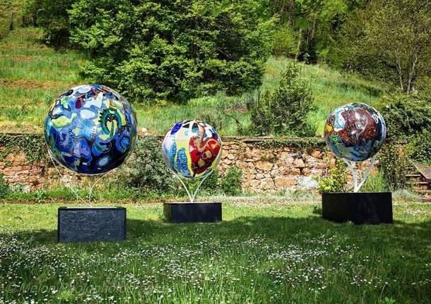 Lugano (Ch) - Incontri con gli artisti al Parco della Fondazione Lombardi di Lugano - Canton Ticino - Varese News