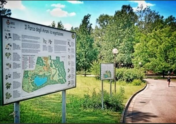 Gita al Parco degli Aironi