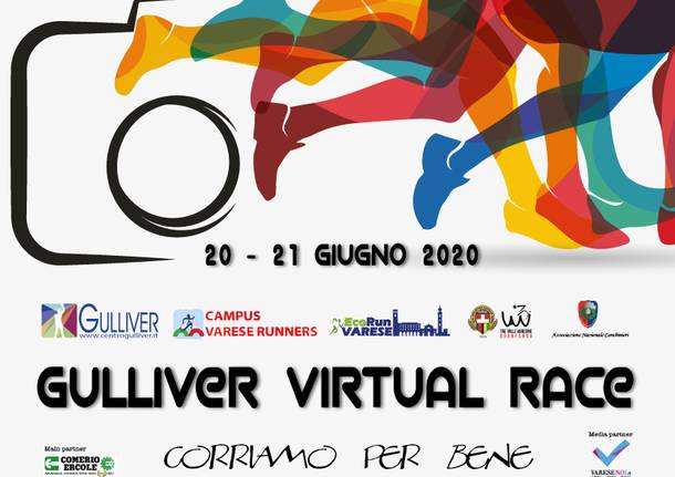 gulliver virtual race