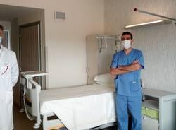 Inaugurato il piano ristrutturato dell'ospedale di Busto Arsizio