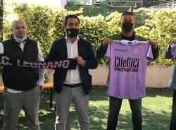 Legnano calcio, presentazione ds Vito Cera