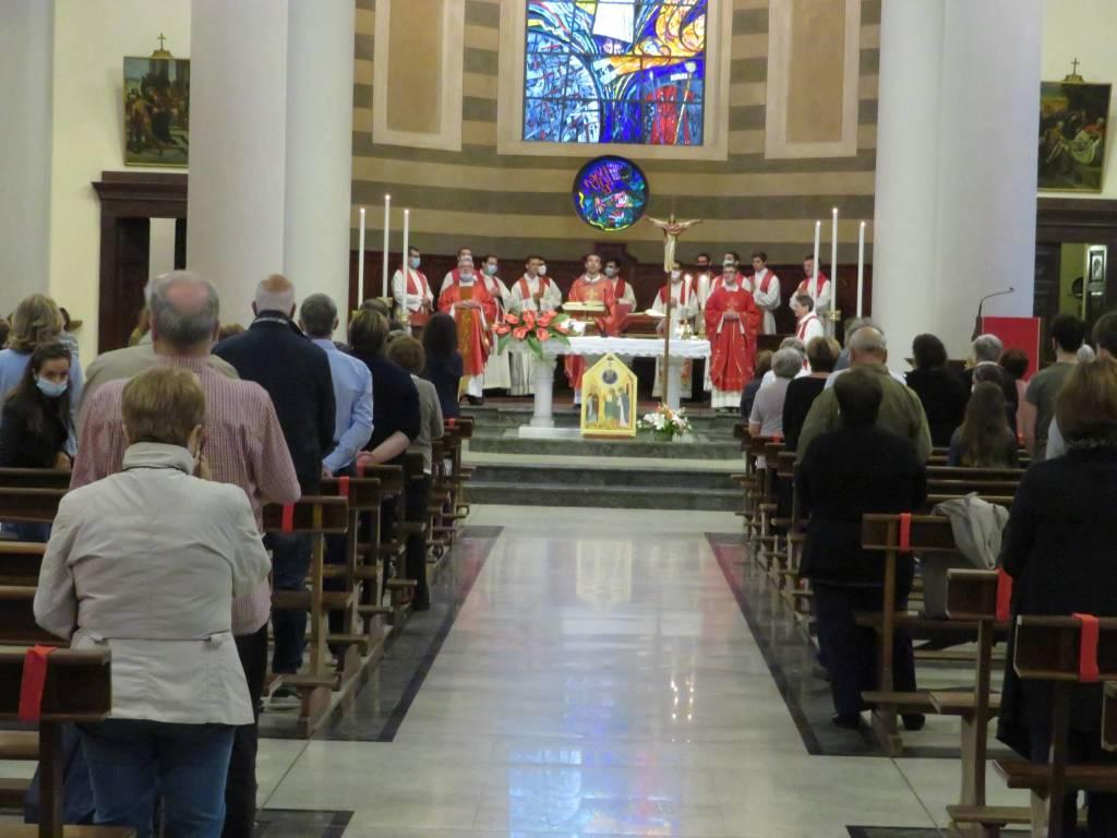 Legnano: parrocchia SS.Martiri