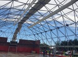 Nuovo campi da tennis a Venegono