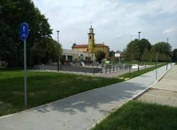 nuovo parcheggio frazione Valera Arese