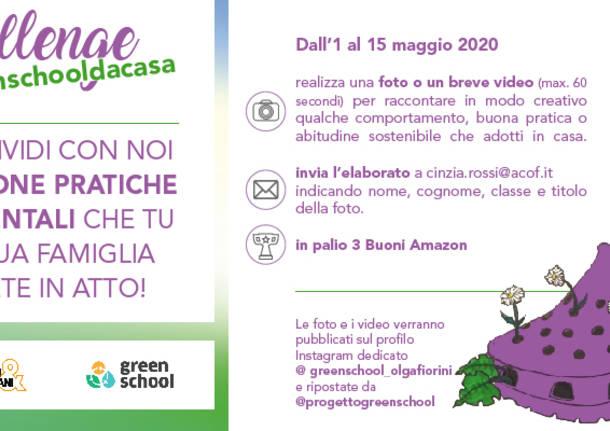 """Olga Fiorini """"Green School"""""""